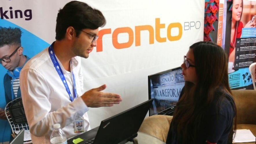 Primera Feria de Empleo de Contact Center y BPO en Guatemala | Agosto 2021