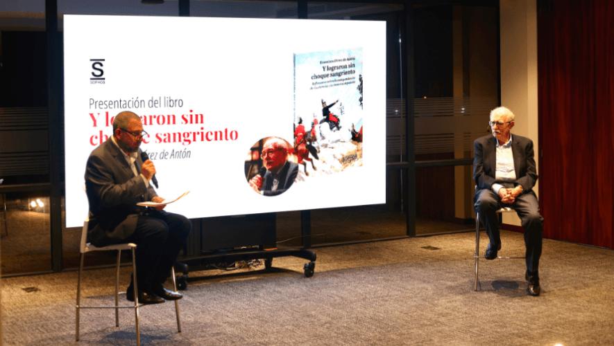 Prsentación del libro de Francisco Pérez de Antón