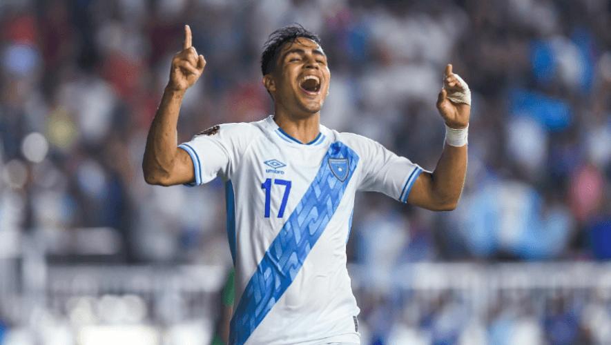 Resultado del partido Guatemala vs. Guyana, Ronda Preliminar a la Copa Oro 2021