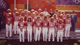 Revive la participación de Guatemala en los Juegos Olímpicos de Los Ángeles 1984