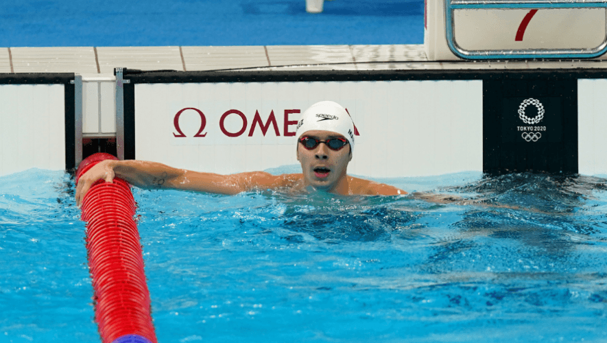 Resultado de Luis Carlos Martínez en las semifinales de los Juegos Olímpicos de Tokio 2020