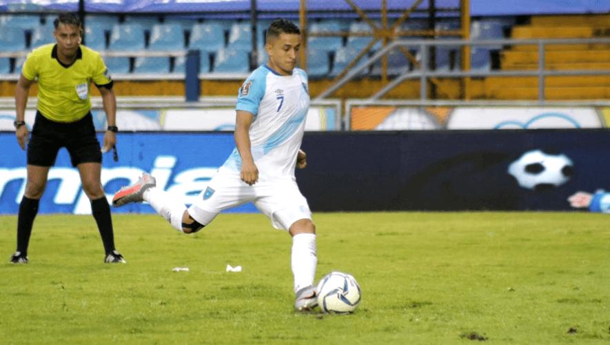 Transmisión en vivo del partido Guatemala vs. Guyana, Ronda Preliminar a la Copa Oro 2021