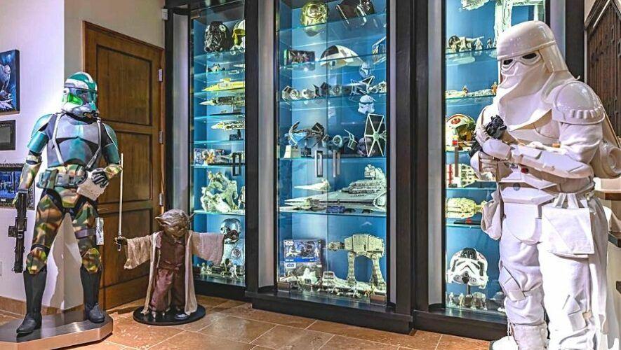 Venta de figuras de colección de Star Wars por una buena causa | Julio 2021