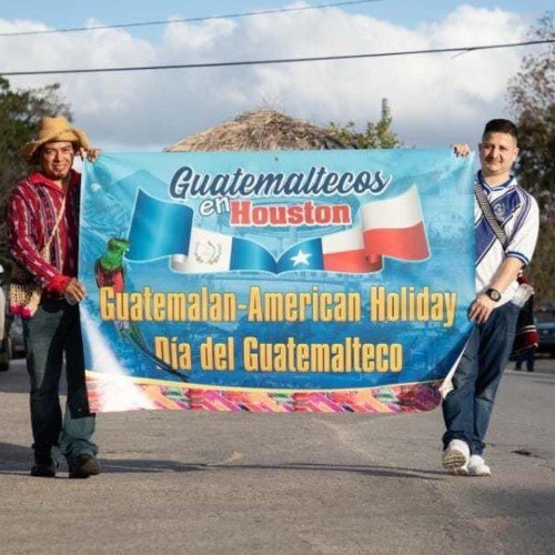 dia del guatemalteco, houston, texas, roland gramajo guatemala