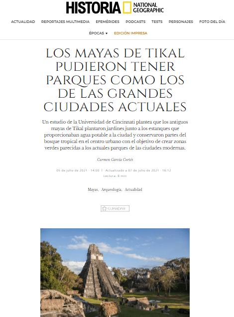 tikal mayas guatemala national geographic