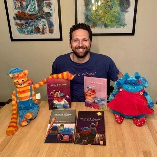 Alan Tenenbaum Guatemala libros infantiles