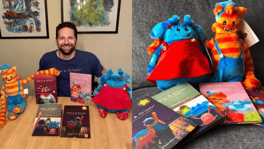 Alan Tenenbaum libros infantiles guatemala