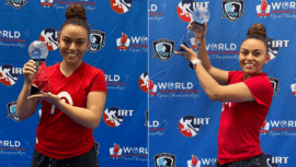 Ana Gabriela Martínez ganó el título del World Singles and Doubles Championships 2021