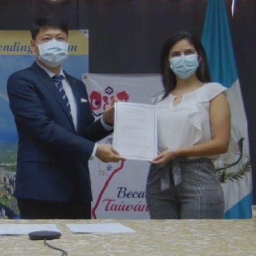 Becas para estudiar en Taiwan para guatemaltecos