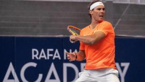 Campamento y clínicas deportivas de tenis con la Rafa Nadal Academy | Diciembre 2021