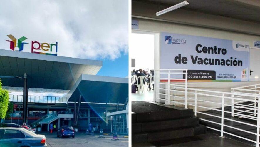 Centro de Vacunación de Peri-Roosevelt: días y horarios de atención, Ciudad de Guatemala | 2021