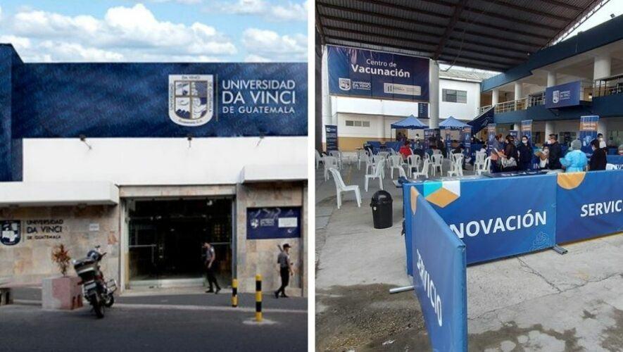 Centro de Vacunación de Universidad Da Vinci: días y horarios de atención | Ciudad de Guatemala 2021