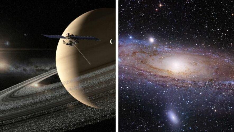 Charlas virtuales sobre la vida en el espacio y anillos de Saturno, Guatemala | Agosto 2021