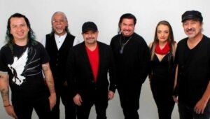 Concierto de banda Alux Nahual, Antigua Guatemala   Agosto 2021