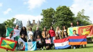 Conferencias de becas de posgrados de la Universidad del Valle de Guatemala   Agosto 2021