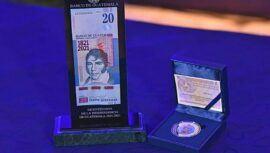 Características que tendrán el billete y moneda conmemorativa del Bicentenario de Guatemala