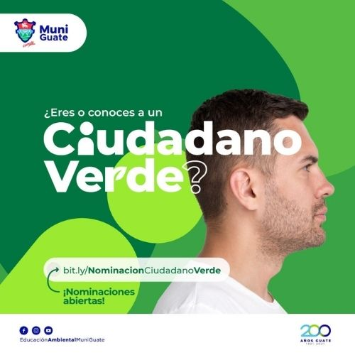 Convocatoria Ciudadano Verde