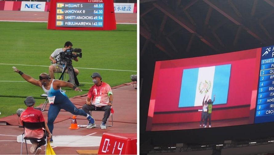 Declaraciones de Isaac Leiva tras terminar su participación en los Juegos Paralímpicos Tokio 2020
