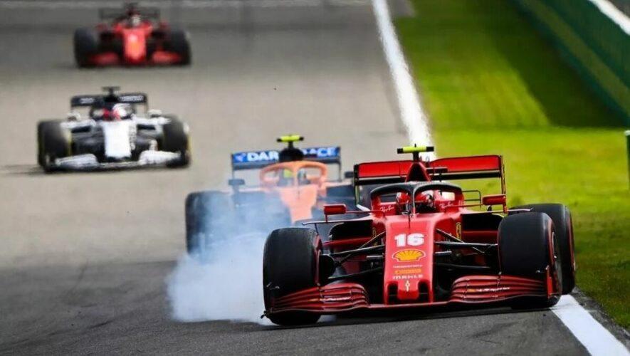 Gran Premio de Bélgica de la Fórmula 1: horarios y dónde ver la carrera en Guatemala   Agosto 2021