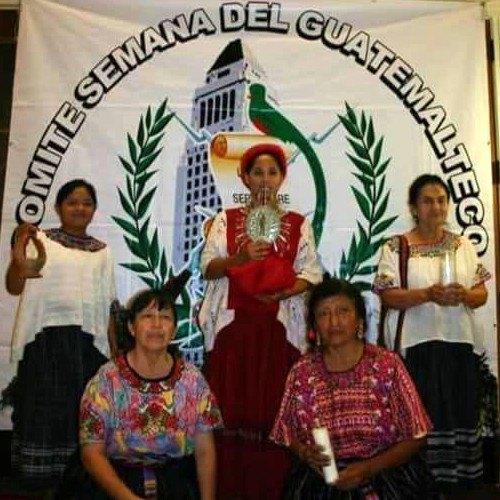 Guatemaltecos fueron reconocidos en Los Ángeles, Estados Unidos
