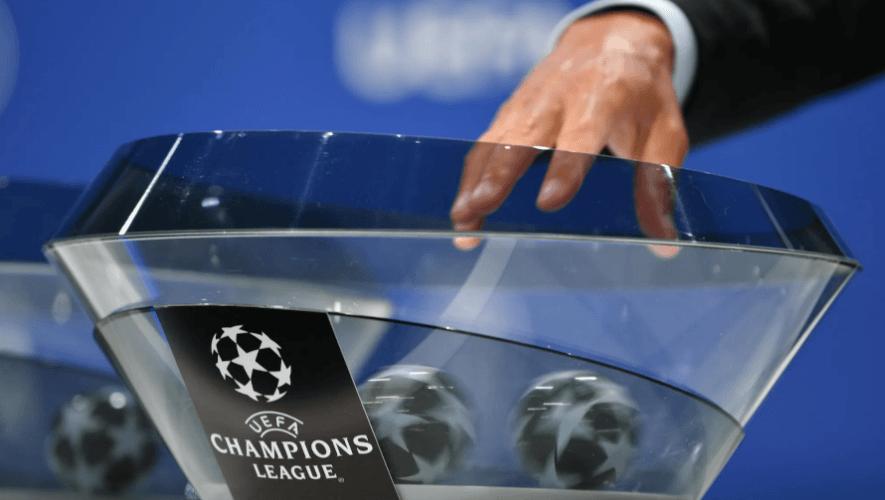 Hora en Guatemala para ver el sorteo de la Champions League   Agosto 2021