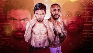Hora y canales en Guatemala para ver la pelea Manny Pacquiao vs Yordenis Ugas | Agosto 2021