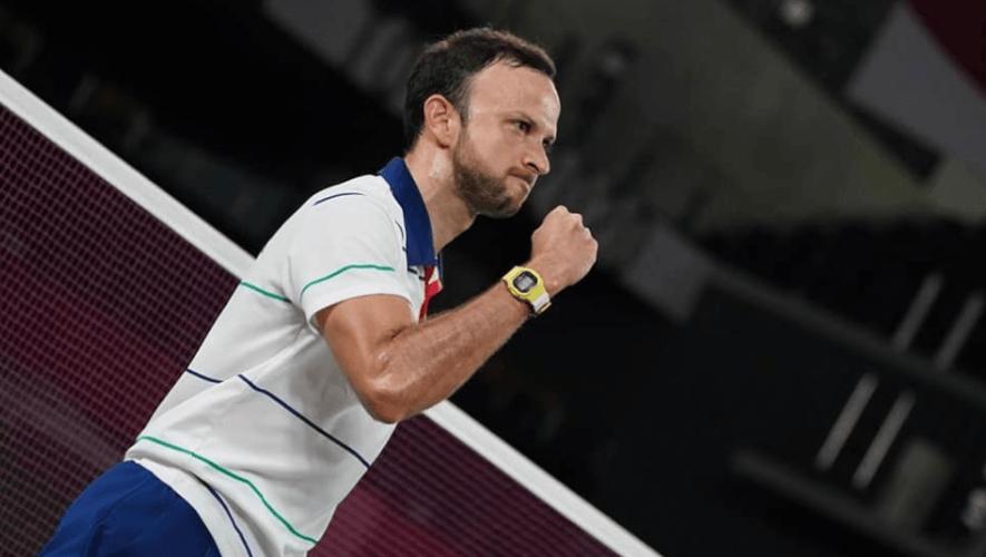Juegos Olímpicos Tokio: Kevin Cordón vs. Anthony Gintingpor la medalla de bronce   Agosto 2021