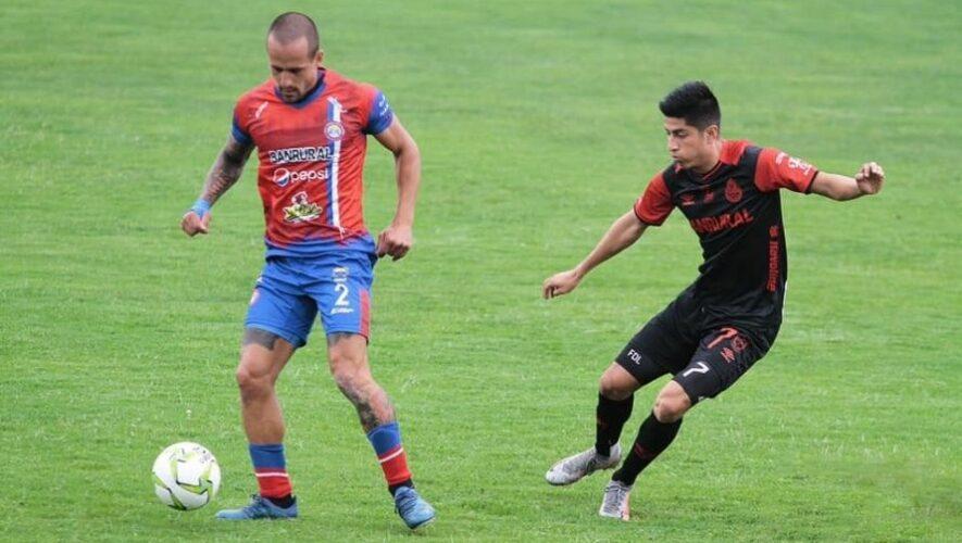 Fecha y hora del partido de Liga Nacional Xelajú vs. Municipal, Quetzaltenango | Agosto 2021