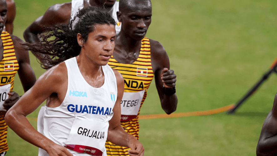 Luis Grijalva correrá en la Diamond League de Eugene 2021 en Estados Unidos