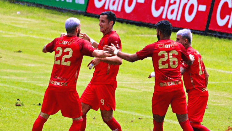 Partido de Municipal vs. Sololá, jornada 6 del Torneo Apertura | Agosto 2021