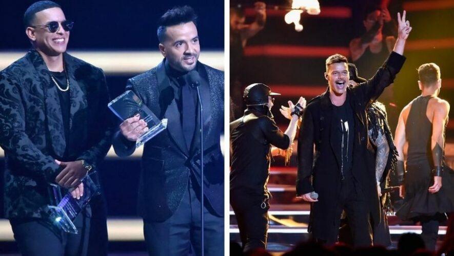 Transmisión de los Premios Latin Billboard en Guatemala   Septiembre 2021