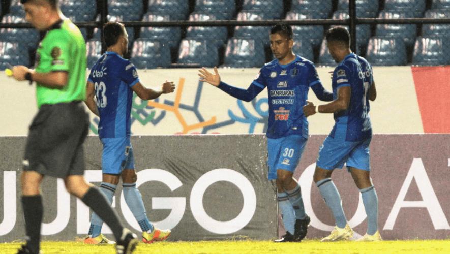 Transmisión en vivo de la vuelta Metropolitan vs. Santa Lucía Cotzumalguapa | Agosto 2021