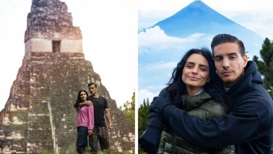 Vadhir Derbez estrenó la segunda parte del video sobre su visita a Guatemala
