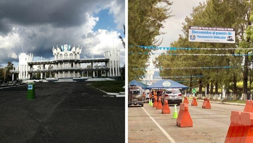 Centro de Vacunación del Campo Marte: días y horarios de atención   Ciudad de Guatemala 2021