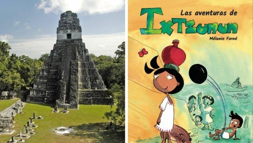 """Proyecto Historieta y Arqueología """"Los Mayas: Arqueología, Divulgación e Ixtz'unun""""   Agosto 2021"""
