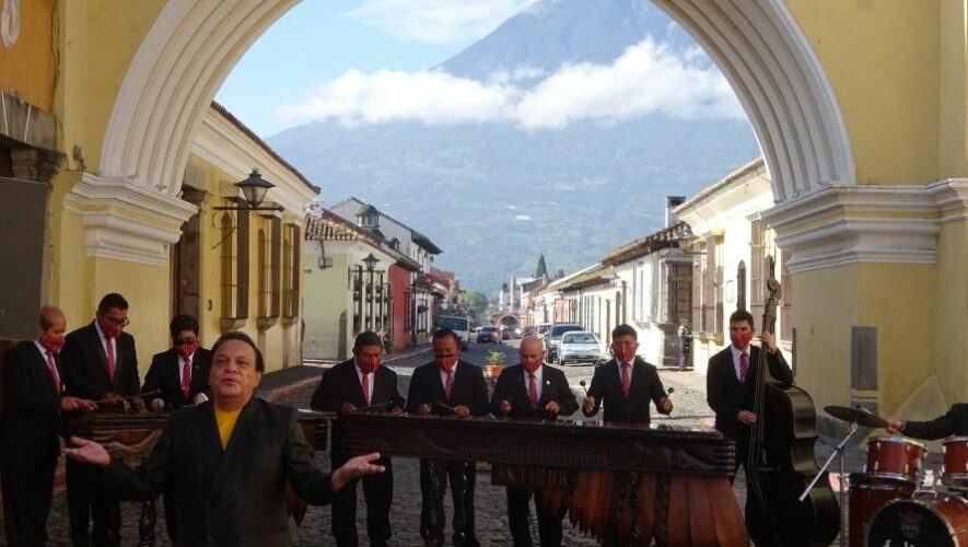 41 Festival de Marimba Paiz: Un homenaje a Antigua Guatemala, edición virtual   Septiembre 2021