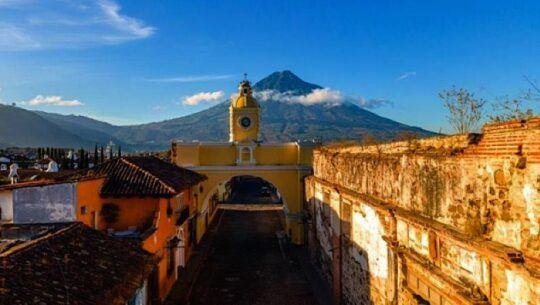 Antigua Guatemala es la mejor ciudad de Centroamérica y Sudamérica según lectores de Travel + Leisure World's Best Awards 2021