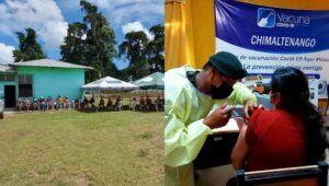 Centro de Vacunación del Estadio Municipal de Chimaltenango | Chimaltenango 2021