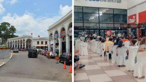 Centro de vacunación del Centro Comercial La Trinidad de Retalhuleu: horarios de atención | Retalhuleu 2021