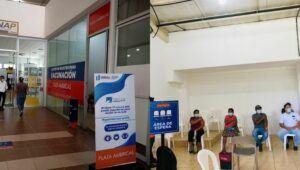 Centro de vacunación del Centro Comercial Plaza Américas de Mazatenango: horarios de atención | Suchitepéquez 2021