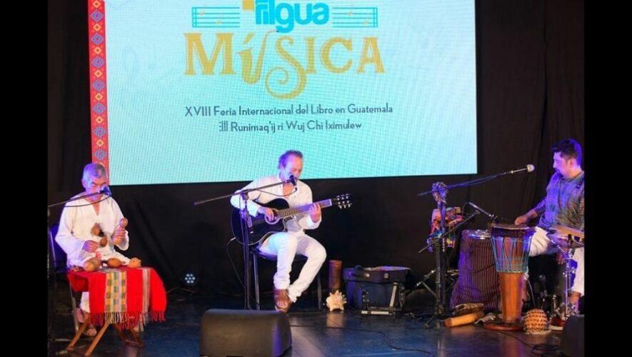 Concierto de Ranferí Aguilar en la FILGUA 2021, Guatemala | Septiembre 2021