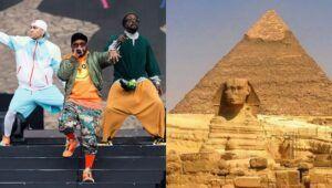 Concierto de los Black Eyed Peas en las Pirámides de Egipto y cómo verlo en Guatemala | Octubre 2021