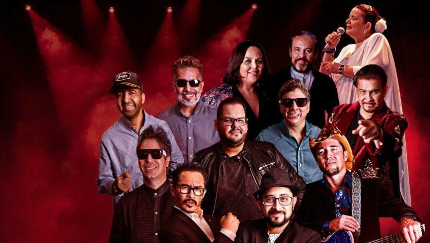 Concierto en línea «Voces Hermanas» con artistas centroamericanos | Septiembre 2021