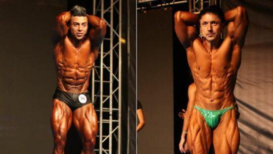 Daniel Patzán y Jorge Galeano conquistaron el título del Arnold Classic Europa 2021