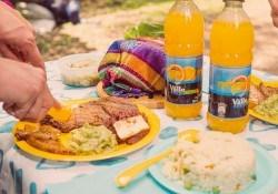 Disfruta de un día de picnic con bebidas Del Valle Fresh