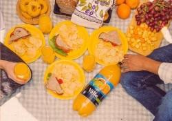 Acompaña tu picnic con el sabor Del Valle Fresh