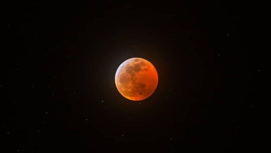 Eclipse lunar parcial 2021 y cómo verlo en Guatemala   Noviembre 2021