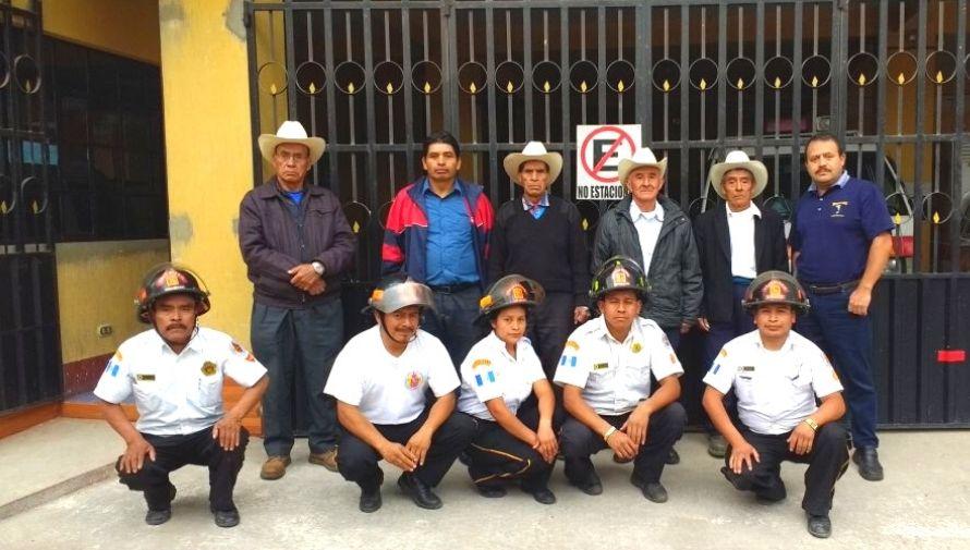 Estudiantes de la USAC crearon campaña de apoyo a Bomberos Voluntarios de Quetzaltenango