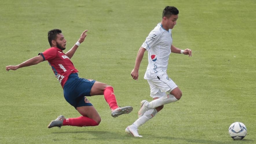 Fecha y hora del clásico 315 Comunicaciones vs. Municipal, Torneo Apertura   Septiembre 2021