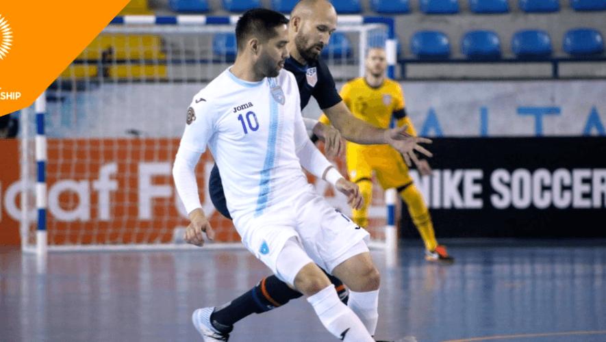 Fecha y hora del partido Guatemala vs. Uzbekistán, Mundial de Lituania   Septiembre 2021
